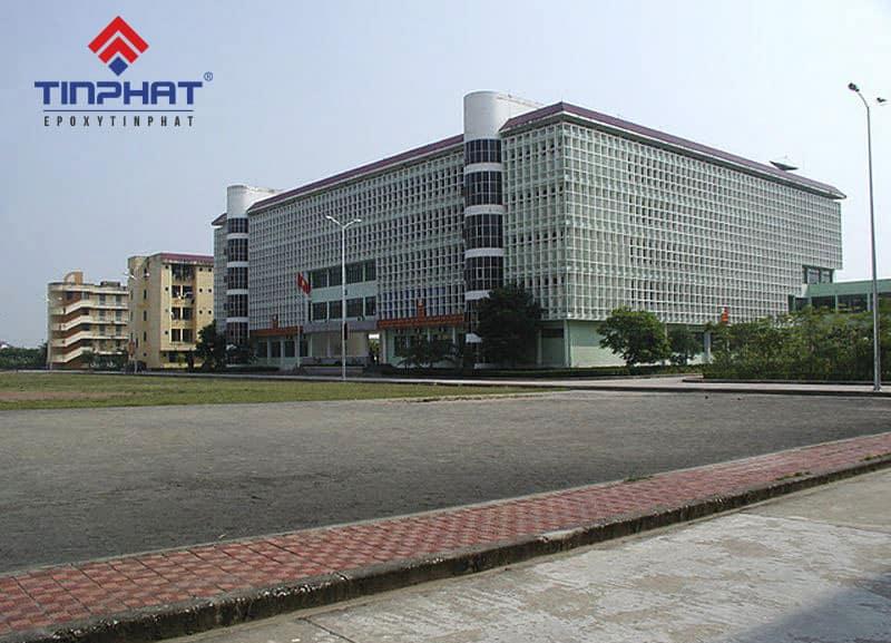 Sơn Epoxy Tín Phát Bên-ngoài-kho-tên-lửa-Bộ-Quốc-Phòng