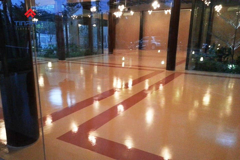Sơn-sàn-Epoxy-Resort-Flamingo-Đại-Lải
