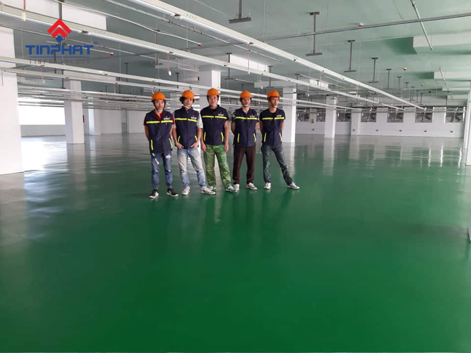 Sơn Epoxy Tín Phát Thi-công-Sơn-Epoxy-tại-nhà-xưởng-công-ty-may-Việt-Ý-3