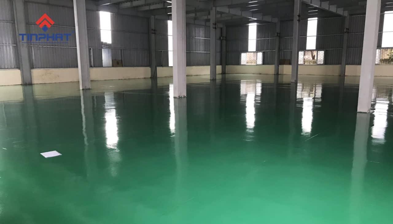 Sơn Epoxy Tín Phát video-Dự-án-sơn-sàn-nhà-xưởng-Sunhouse