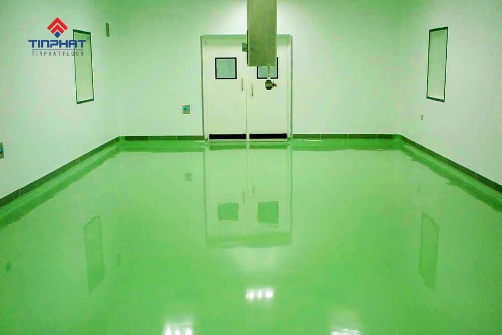Sơn Epoxy Tín Phát Sàn-epoxy-phòng-sạch