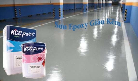 Sơn Epoxy Tín Phát Sơn-epoxy-gốc-nước-KCC