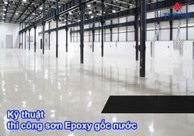 Sơn Epoxy Tín Phát ky-thuat-thi-cong-son-epoxy-goc-he-nuoc-dung-tieu-chuan-273x191