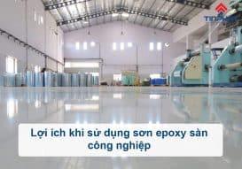 Sơn Epoxy Tín Phát loi-ich-cua-viec-son-epoxy-san-cong-nghiep-273x191
