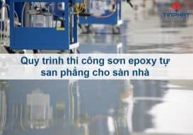 Sơn Epoxy Tín Phát quy-trinh-thi-cong-son-epoxy-tu-san-phang-273x191