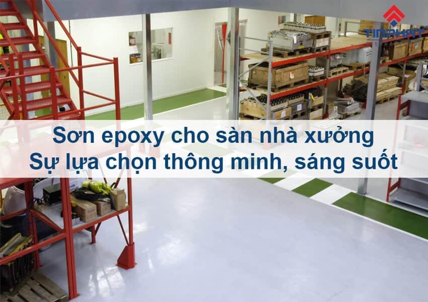 Sơn Epoxy Tín Phát son-epoxy-cho-san-nha-xuong
