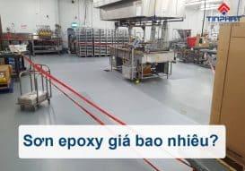 Sơn Epoxy Tín Phát son-san-epoxy-gia-bao-nhieu-273x191
