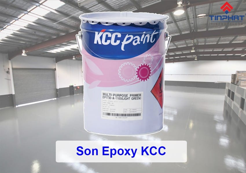 Sơn Epoxy Tín Phát son-epoxy-kcc-2-thanh-phan