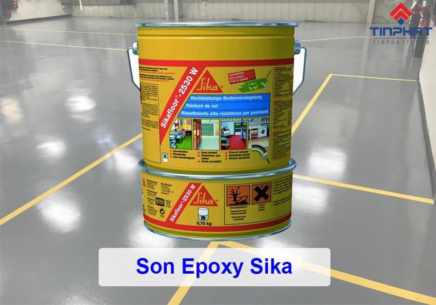 Sơn Epoxy Tín Phát son-san-epoxy-sika