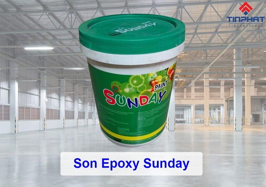 Sơn Epoxy Tín Phát son-san-epoxy-sunday
