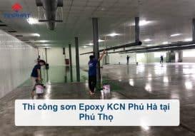 Sơn Epoxy Tín Phát thi-cong-son-epoxy-tai-kcn-phu-ha-phu-tho-273x191