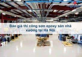 Sơn Epoxy Tín Phát thi-cong-son-epoxy-san-nha-xuong-tai-ha-noi-273x191