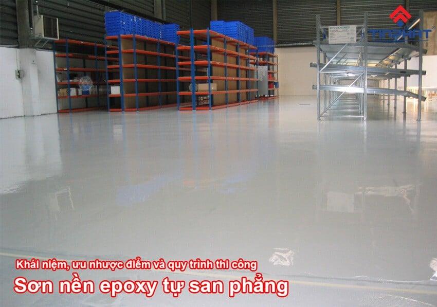 Sơn Epoxy Tín Phát son-nen-epoxy-tu-san-phang