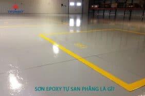 Sơn Epoxy Tín Phát son-epoxy-tu-san-phang-la-gi-282x188